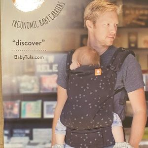 """NIB Baby Tula Standard Baby Carrier """"Discover"""""""